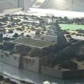 Photos: 大阪城の模型