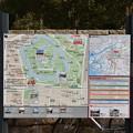 Photos: 大阪城公園案内板