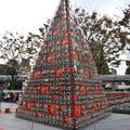 Photos: 六本木ヒルズの前のクリスマスツリー
