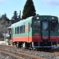 真岡鐵道 普通列車113