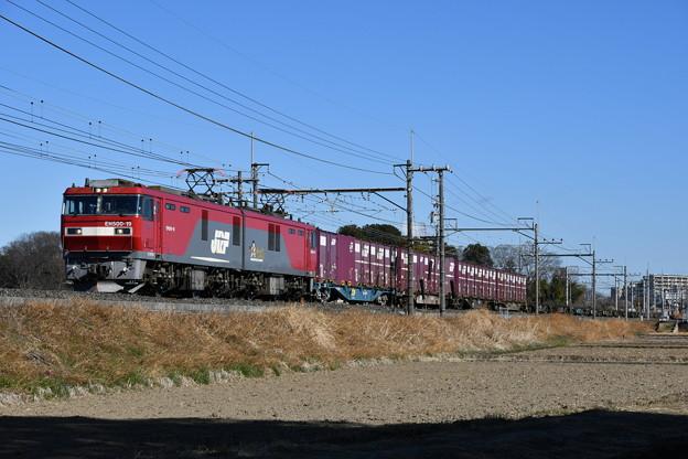貨物列車 (EF500-19)