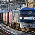 写真: 貨物列車 (EF210-129)