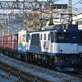 貨物列車(EF641013)