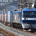 貨物列車(EF210-4)