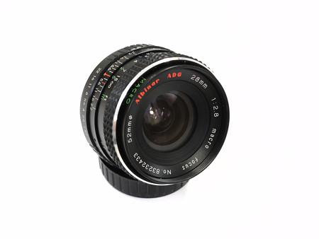 Albinar ADG 28mm 1:2.8 macro focus