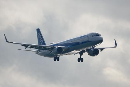 ANA A321ceo JA111A -1