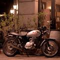 Photos: ST250 in イタリア街 -2