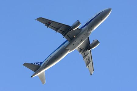 ANA A320-200 JA8396