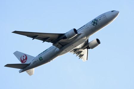 JAL B777-200 JA8984 -2