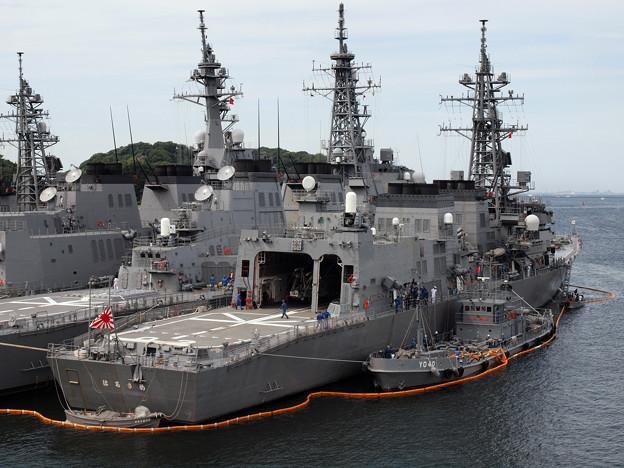護衛艦はるさめ02-20160611