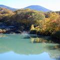 Photos: 黄紅葉・地獄沼