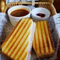 グリルドチーズ&ハムサンド