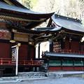 三峯神社の本殿2