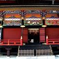 三峯神社の装飾2