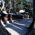 各地区の神社のお宮