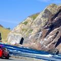 海峡の絶景 願掛岩