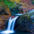 西沢渓谷 竜神の滝