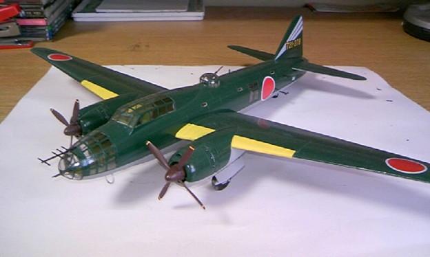 一式陸上攻撃機の画像 p1_23