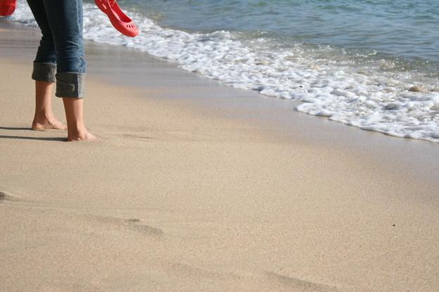 波をみつめて(IMG_4433)