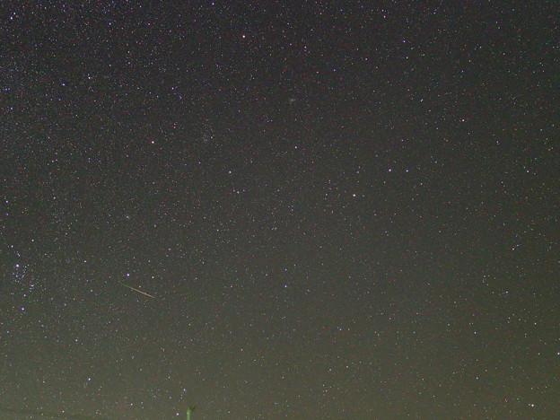 ペルセウス座流星