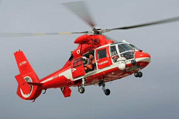 名古屋市消防局防災ヘリコプター 「のぶなが」 IMG_0929_3