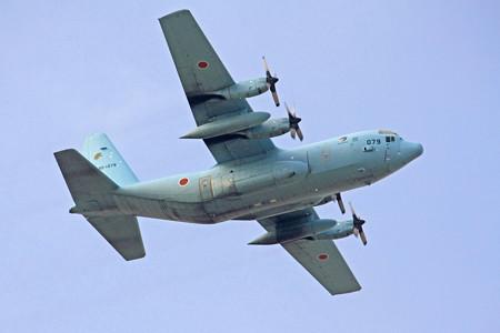 小牧基地オープンベース オープニングフライト C-130 IMG_1164_2