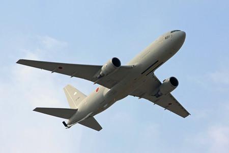小牧基地オープンベース オープニングフライト KC-767 IMG_1163_2