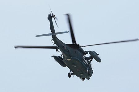UH-60J 救難教育隊 78-4567 救難デモ IMG_3199_2