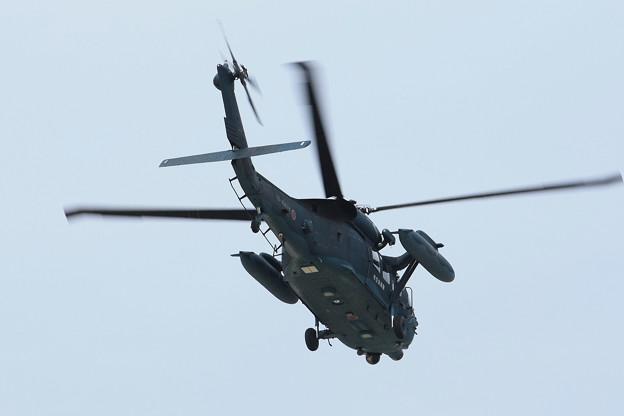 Photos: UH-60J 救難教育隊 78-4567 救難デモ IMG_3199_2