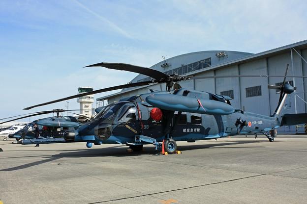 UH-60J改修型 救難教育隊 58-4598 IMG_2979