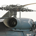 UH-60J エンジン排気口付近アップ IMG_3383_2
