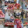 Photos: 水の町 柳川で
