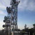 Photos: 三郡山航空管制レーダー  1