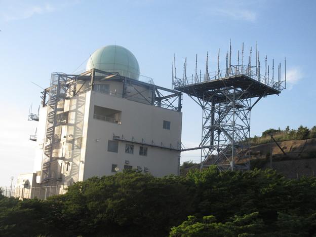 Photos: 三郡山航空管制レーダー  4