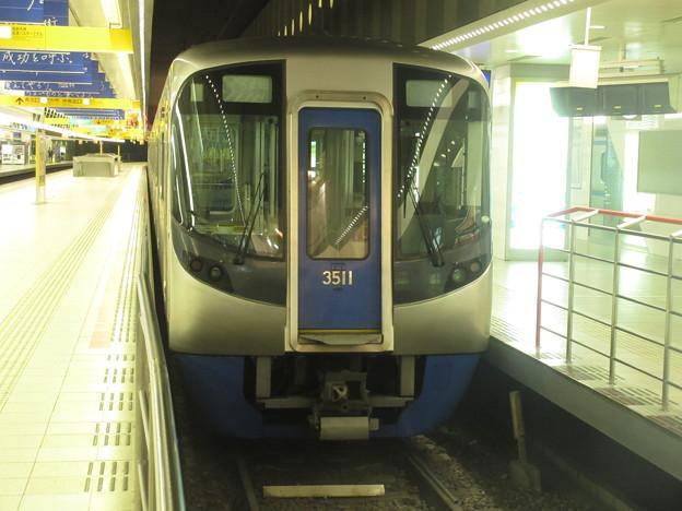 Photos: 西鉄電車 3511