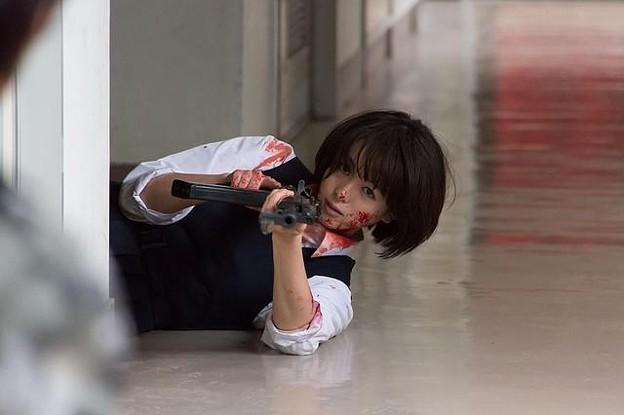 写真: 初主演映画『東京無国籍少女』