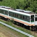 Photos: 3115D 会津鉄道AT-601+AT-652