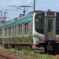 Photos: 1152M E721系仙センP9+P38編成 4両