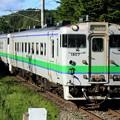 Photos: 121D 道南いさりび鉄道キハ40-1807+キハ40-1810+キハ40-1798