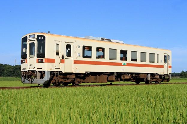 241レ ひたちなか海浜鉄道キハ11-6