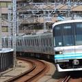 Photos: 380131レ 東京メトロ9000系9105F 6両