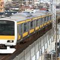 Photos: 1603C E231系八ミツA540編成 10両