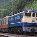 Photos: 9862レ EF65 2139+伊豆箱根鉄道5000系5501F 3両