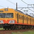 Photos: 34レ 三岐鉄道101系105F 2両