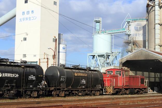 Photos: 工場へ
