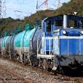 206レ KD60 3+タキ