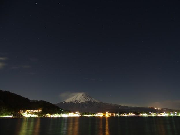 写真: 夜空