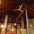 写真: 座敷屋根