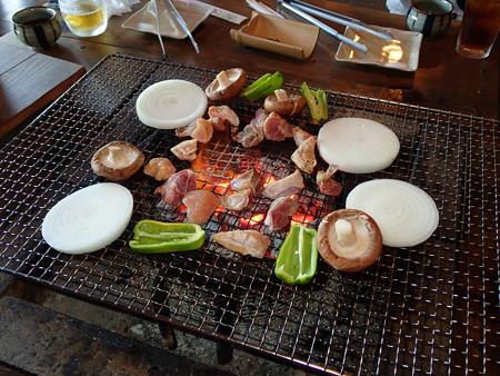 炭火焼き BBQ