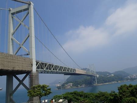 関門橋 ?